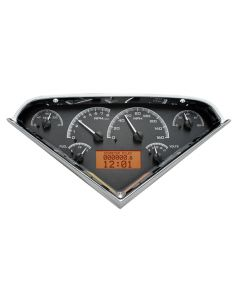 Dakota Digital VHX-55C-PU-K-R Chevy 1955-1959 Pickup Gauge System