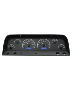 Dakota Digital  VHX-64C-PU-K-B Chevy 1964-1966 Pickup Gauge System