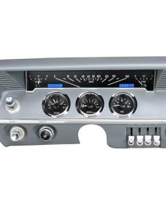 Dakota Digital VHX-61C-IMP-K-B Chevy 1961-1962 Impala Gauge System