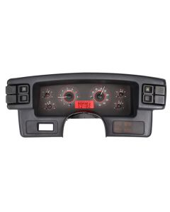 Dakota Digital VHX-87F-MUS-C-R Ford Mustang 1987-1989 Gauge System
