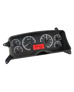 Dakota Digital VHX-87F-MUS-K-R Ford Mustang 1987-1989 Gauges