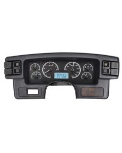 Dakota Digital VHX-87F-MUS-K-W Ford Mustang 1987-1989 Gauges