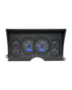 Dakota Digital VHX-88C-PU-C-B Chevy/GMC 1988-1994 Pickup Gauges