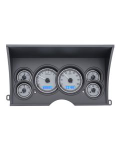 Dakota Digital VHX-88C-PU-S-B Chevy/GMC 1988-1994 Pickup Gauges