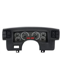 Dakota Digital VHX-90F-MUS-K-R Ford 1990-1993 Mustang Gauges