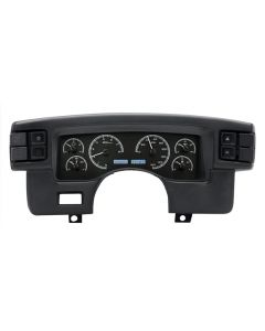Dakota Digital VHX-90F-MUS-K-W Ford 1990-1993 Mustang Gauges