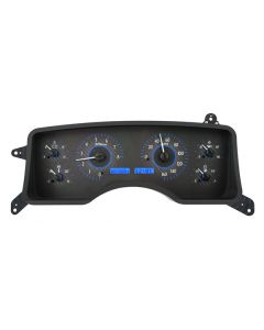Dakota Digital VHX-90F-MUS-C-B Ford 1990-1993 Mustang Gauges