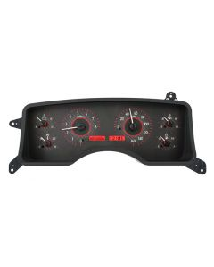 Dakota Digital VHX-90F-MUS-C-R Ford 1990-1993 Mustang Gauges