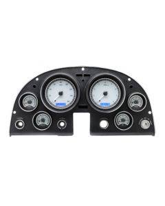 Dakota Digital VHX-63C-VET-S-B Chevy Corvette 1963-1967 Instrument Panel