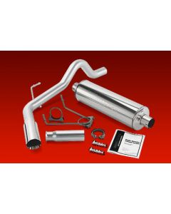 Banks 48130 Exhaust System Cat-Back Toyota Tundra 2000-06