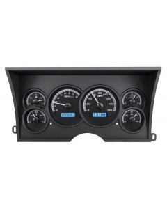 Dakota Digital VHX-88C-PU-K-B Chevy/GMC 1988-1994 Pickup Gauges