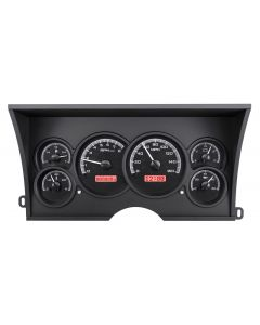 Dakota Digital VHX-88C-PU-K-R Chevy/GMC 1988-1994 Pickup Gauges