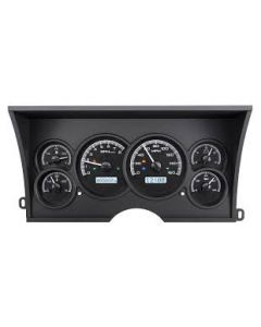 Dakota Digital VHX-88C-PU-K-W Chevy/GMC 1988-1994 Pickup Gauges