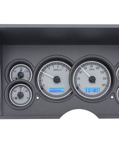 Dakota Digital VHX-88C-PU-S-W Chevy/GMC 1988-1994 Pickup Gauges